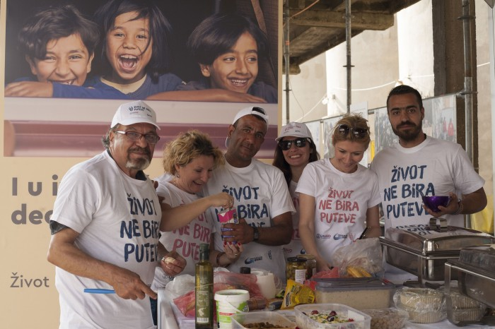 DIVAC FOUNDATION AND USAID AT MIKSER FESTIVAL (FOTO)