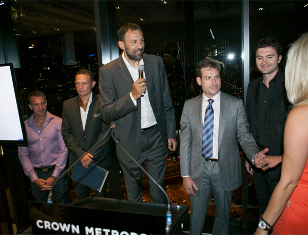 Soya Victoria hosted Ana and Vlade Divac Humanitarian Foundation