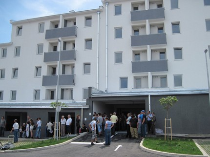 40 apartments for vulnerable regufee and displaced families in Veliki Mokri Lug