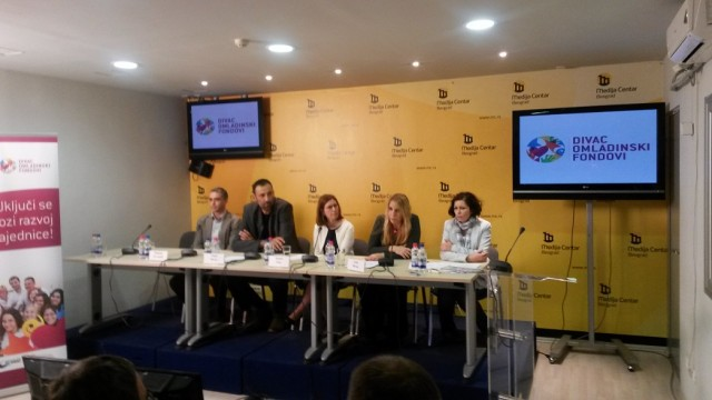 "Five Municipalities Sign Memorandum of Understanding for the ""Divac Youth Fund"" Project"