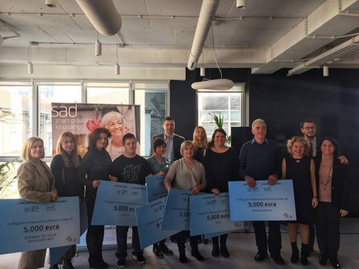 "Seven best ""Ideas for better tomorrow"" awarded with EUR 40,000"