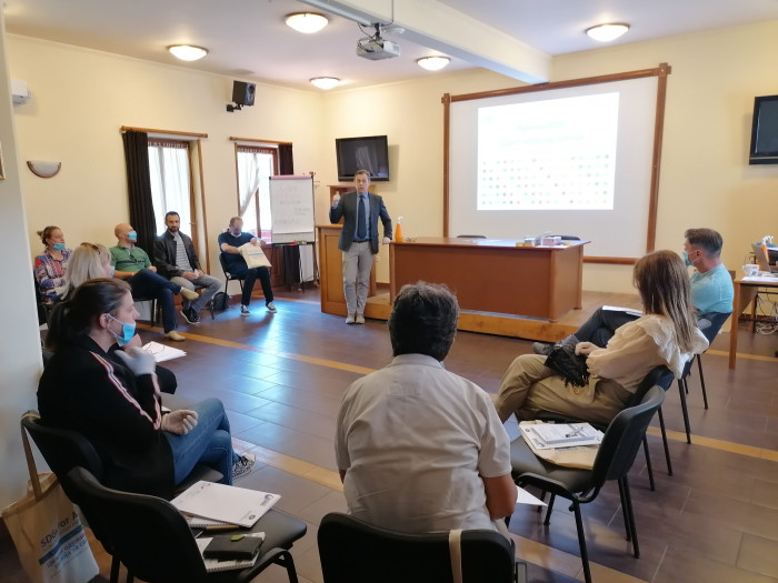 "Workshop for CSOs from Zlatibor County: ""Sustainable Development at the Local Level""  ​"