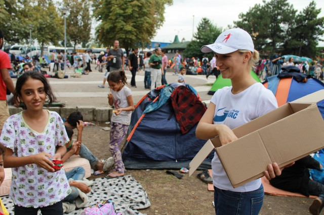 REFUGEE AID ACTIVITIES