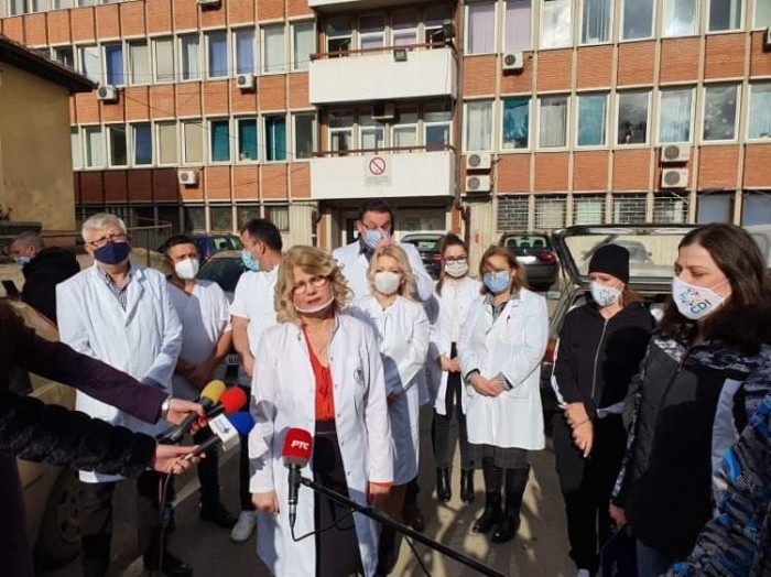 Citizens and companies expressed their solidarity with patients  before the New Year holidays