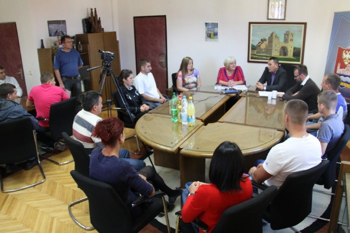 The support for the young agriculture enterpreneurs of Kuršumlija