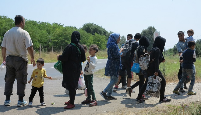 Join us in helping migrants passing through Serbia