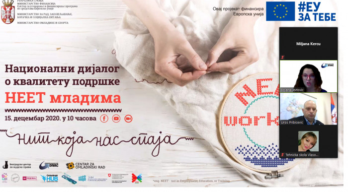 National Dialogue for Youth Employment launched in Serbia