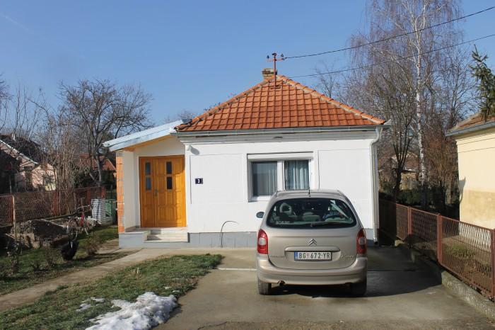 Aid for reconstruction of houses and economic revitalization of the flooded areas in Serbia