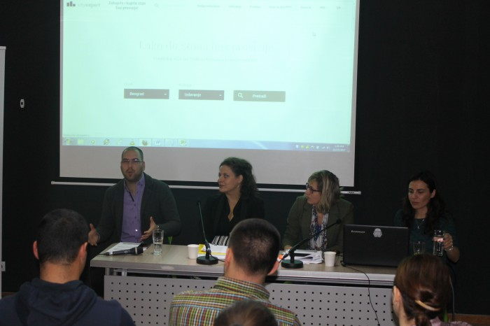Round table in Serbia – Young entrepreneurs