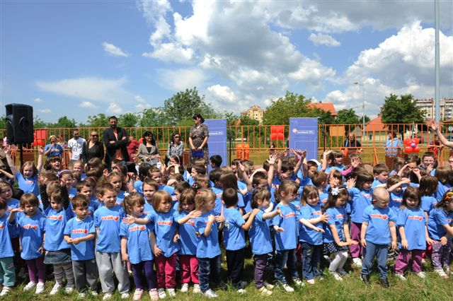 "Renovation of Playground at ""Veverica"" kindergarten in Pančevo"